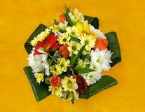 Blumenstrauß der Blumen Stockfoto