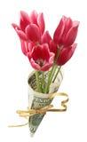 Blumenstrauß in hundert Dollar Stockfoto