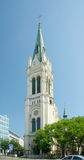 Blumental kościół. Bratislava, Sistani Zdjęcia Stock