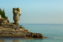 Blumentopf-Insel Stockfotos