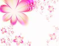 Blumentraum Stockbild