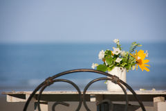 Blumenvase Stockfoto