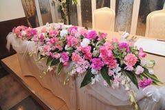 Blumenvereinbaren Lizenzfreie Stockfotografie