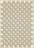 Blumenverzierung Lizenzfreie Stockbilder