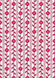 Blumenweinlese-Tapete Stockbilder