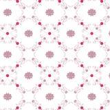 Blumenweinlese-Tapete Lizenzfreie Stockfotos