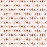 Blumenweinlese-Tapete Lizenzfreies Stockfoto