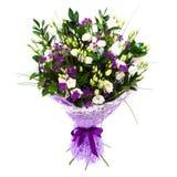 Blumenzusammensetzungsblumenstrauß Stockfotos