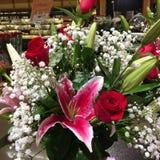 Blumenzusammenstellung Lizenzfreies Stockfoto