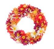 BlumeWreath Lizenzfreie Stockfotos