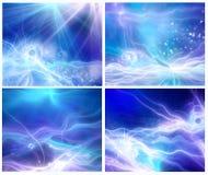 Bluminescence 3 Stock Images