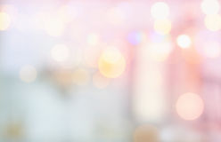 blur abstract background with urban lights royalty free stock photos