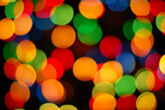Blur abstract color background Stock Photography