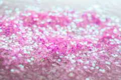 Blur abstract of pink background. Valentine concept Royalty Free Stock Image