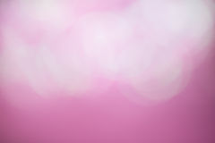 Blur abstract of pink background Stock Photo