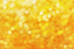 Blur autumn leaves for background, abstract bokeh backdrop Royalty Free Stock Photography