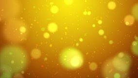 Blur background with bokeh effect, Out of focus background. Colo. Rful lights bokeh on background gold light, background, blur dust motion graphic, Particle Stock Photography