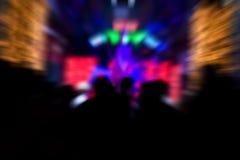 Blur background light Stock Photo