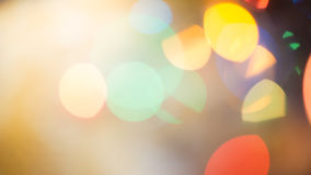Blur Background red. Colorful blur bokeh background lights new year Royalty Free Stock Images