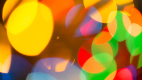 Blur Background red. Colorful blur bokeh background lights new year Royalty Free Stock Image