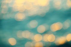 Blur background from sea Royalty Free Stock Images