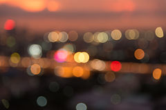 Blur Bokeh background Stock Images