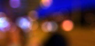 Blur bokeh background Royalty Free Stock Photo