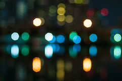 Blur bokeh Royalty Free Stock Image