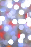 blur bokeh christmas enhaced lights Στοκ φωτογραφίες με δικαίωμα ελεύθερης χρήσης