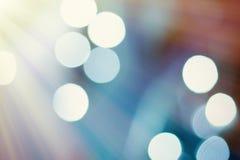 blur bokeh christmas enhaced lights Στοκ εικόνες με δικαίωμα ελεύθερης χρήσης
