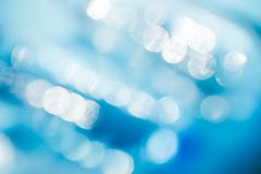 Blur bokeh of light. Abstract background royalty free stock image