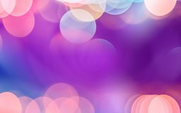Blur bokeh lights. Effects background royalty free stock photos