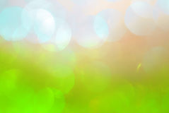 Blur bokeh summer cozy color royalty free stock images