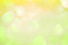 Blur bokeh summer cozy  color Stock Image