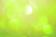 Blur bokeh summer  cozy Royalty Free Stock Photography