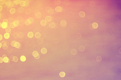 Blur bokeh wave beach abstract background Royalty Free Stock Images