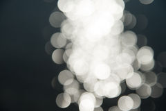 Blur bokeh of white shade Stock Photos