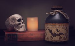 Blur, Book, Candle Royalty Free Stock Images