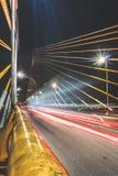 Blur, Bridge, Dark Royalty Free Stock Photos