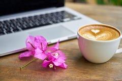 Blur, Caffeine, Cappuccino Royalty Free Stock Photo