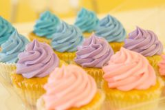 Blur, Cakes, Close-up Stock Image