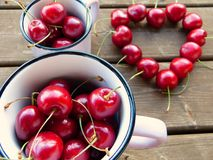 Blur, Cherries, Close-up Royalty Free Stock Image