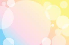 Blur circle Stock Photo