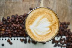 Blur, Close-up, Coffee Royalty Free Stock Photography