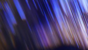 Blur color air bubble from oxygen machine. Abstract blur bokeh background.  stock footage