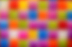 blur of colorful abstract for background Royalty Free Stock Photo