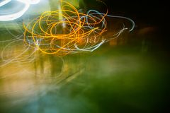 Blur colorful abstract background Royalty Free Stock Photography