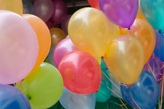 Blur Colorful Balloon Stock Photos