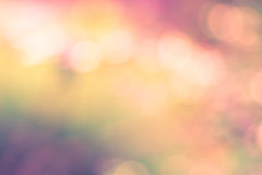 Blur colorful image background with lens flare effect Stock Photo