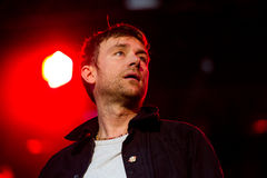 Blur concert Royalty Free Stock Photography